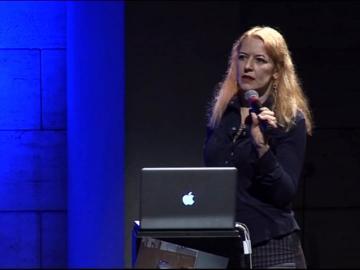 Julia Solis (part 2 of 3) - The Influencers 2014