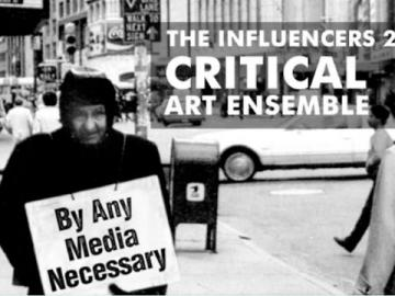 Critical Art Ensemble - The Influencers 2010 (1)