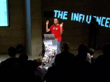 Chris Atkins - The Influencers 2011 (2)