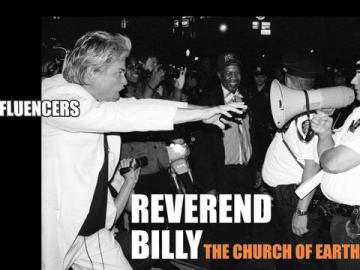 Reverend Billy & The Church of Stop Shopping! - The Influencers 2012 (1)