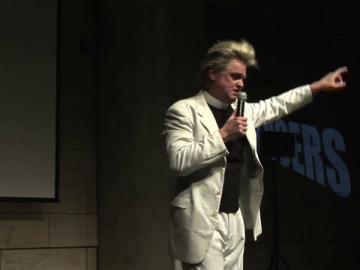 Reverend Billy & The Church of Stop Shopping! - The Influencers 2012 (4)