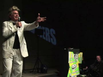 Reverend Billy & The Church of Stop Shopping! - The Influencers 2012 (5)