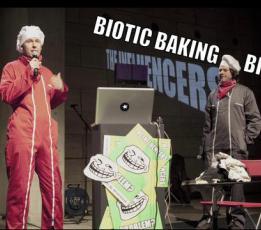 Biotic Baking Brigade - The Influencers 2012 (1)